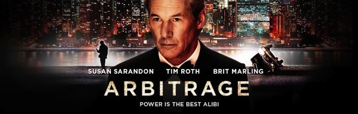DVD Recension Arbitrage GGGG-