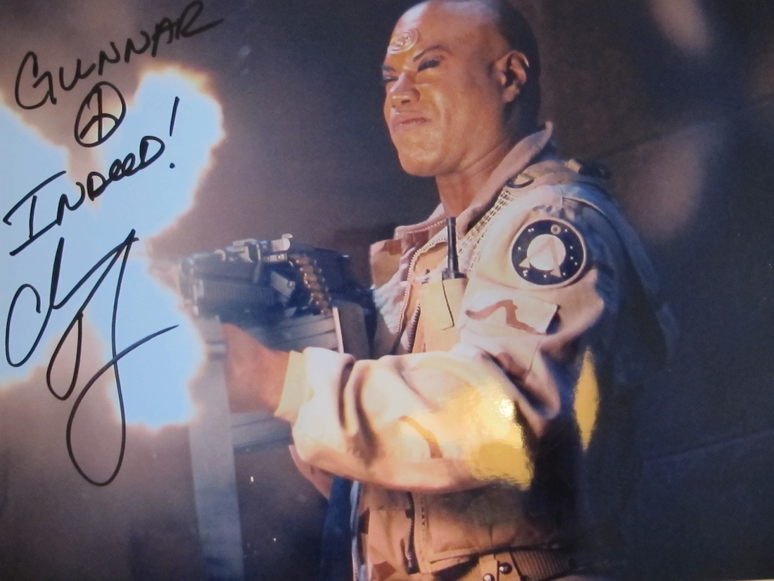 Chris judge Stargate