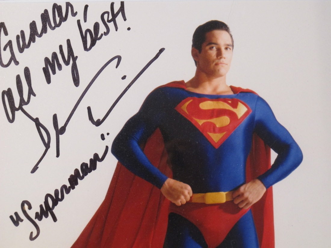 Dean Cain New Adventures of Superman