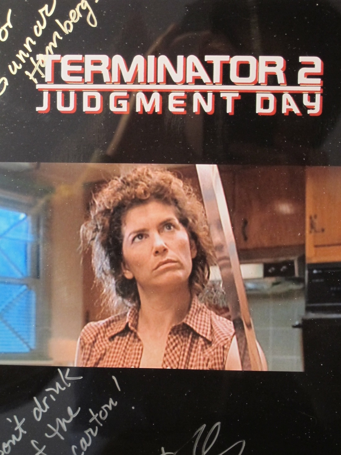 Jenette Goldstein Terminator 2