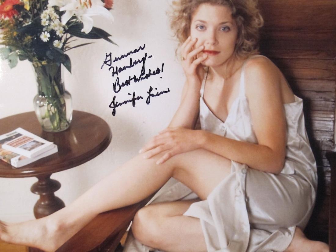 Flashdance Jennifer Beals Body GALLERY: Jennifer Lien...