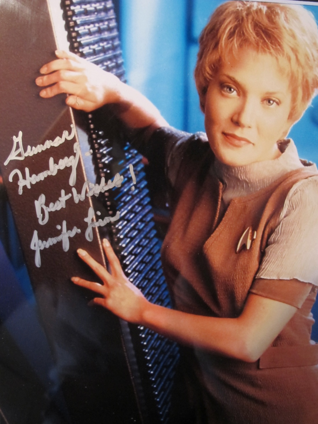 Jennifer Lien Star Trek