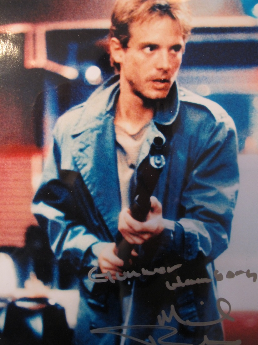 Michael Biehn The Terminator