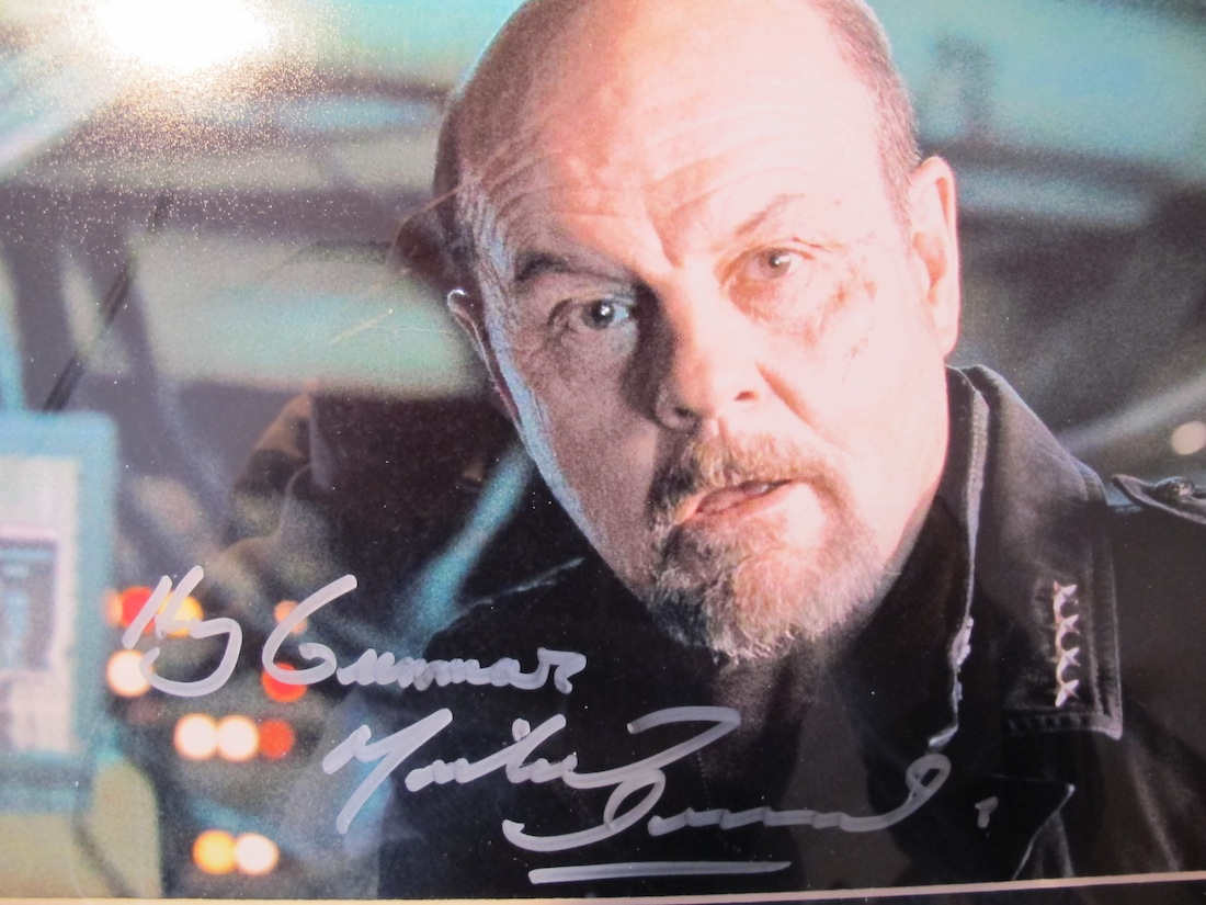 Michael Ironside Terminator Salvation