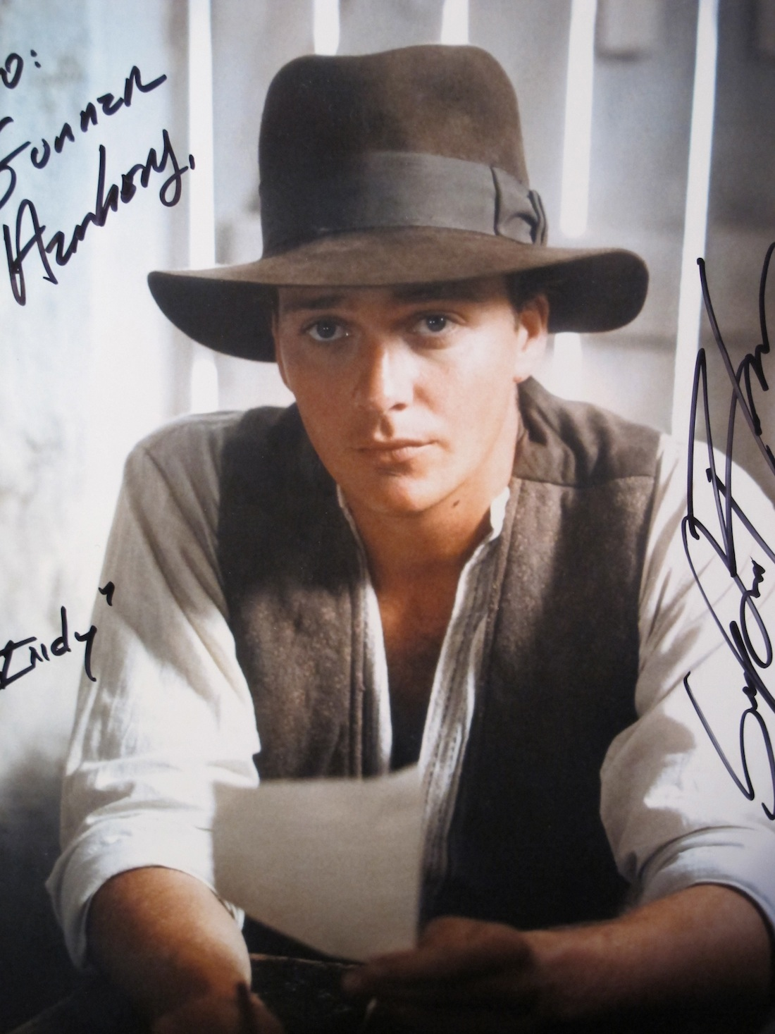 Sean Patrick Flanery Indiana Jones