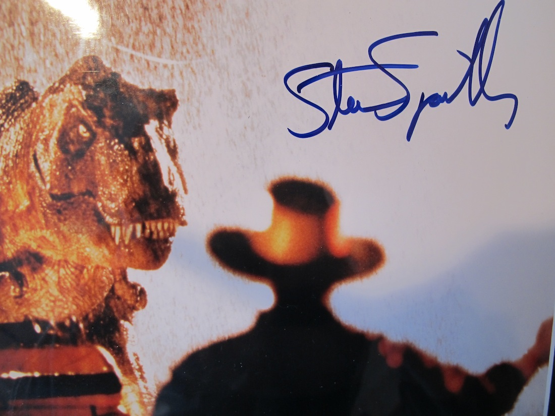 Steven Spielberg Jurassic Park