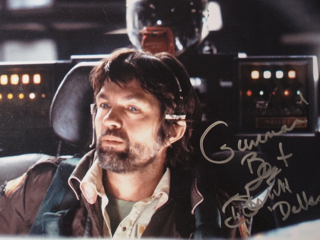 Tom Skerrit Alien