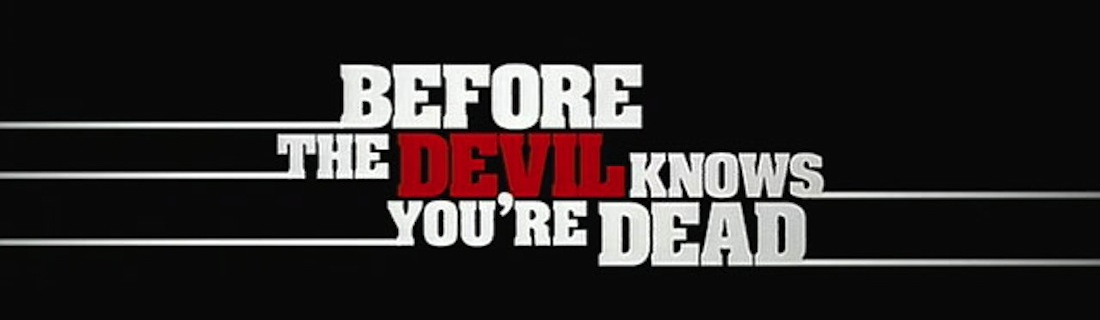 DVD Recension Before the Devil Knows You're dead GGG+
