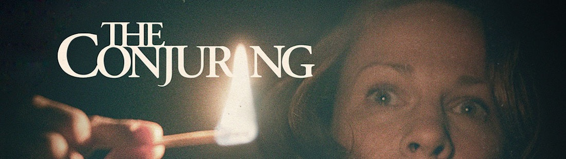Recension The Conjuring GGG+ (inkl video)