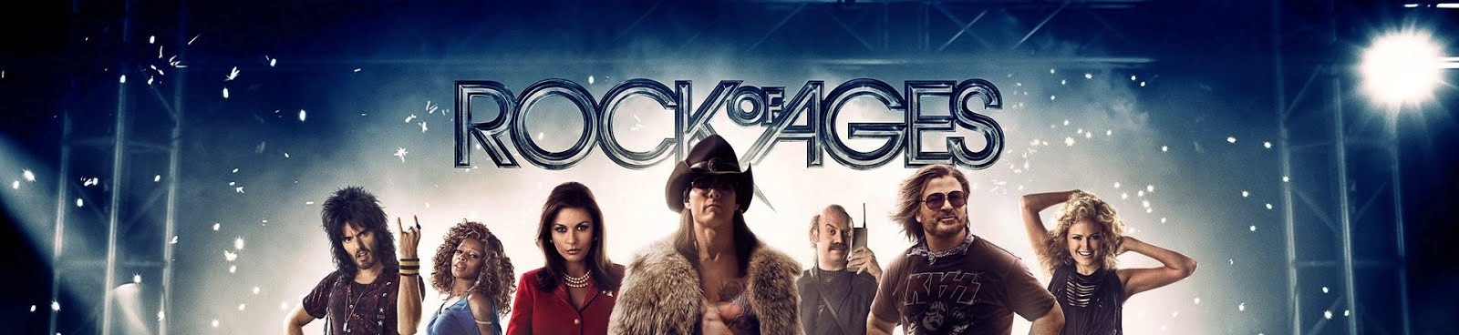 DVD Recension Rock of Ages GG+