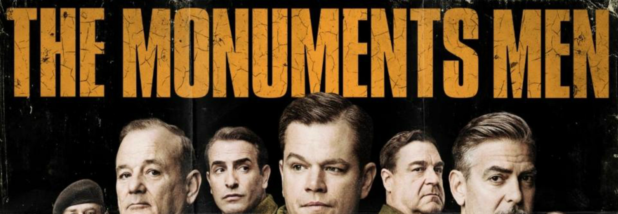 Recension The Monuments Men GGG+ (inkl video)