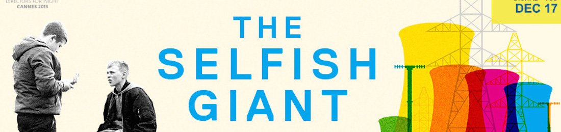 Recension The Selfish Giant GGGG+ (inkl video)