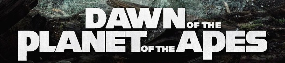 Recension Dawn of the Planet of the Apes GGGG (inkl video)