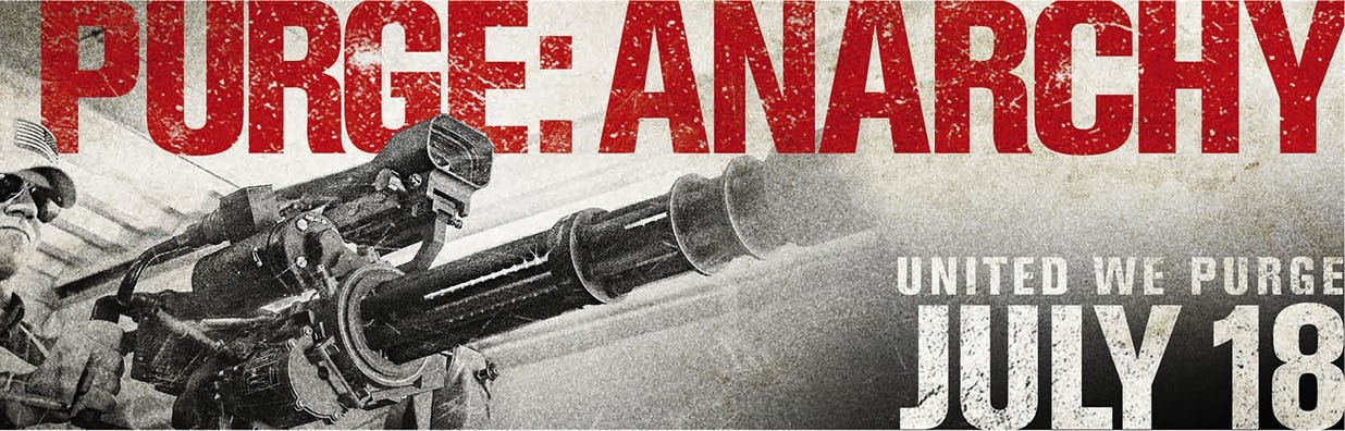 The Purge: Anarchy Recension GGG+ (inkl video)