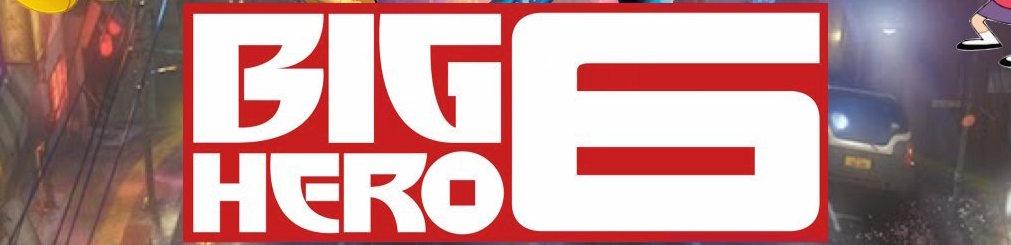 Big Hero 6 GGG+ (inkl video)