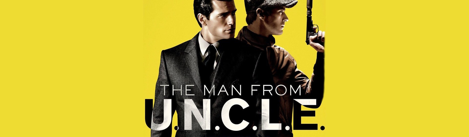 The Man From U.N.C.L.E Recension GGG+ (inkl video)