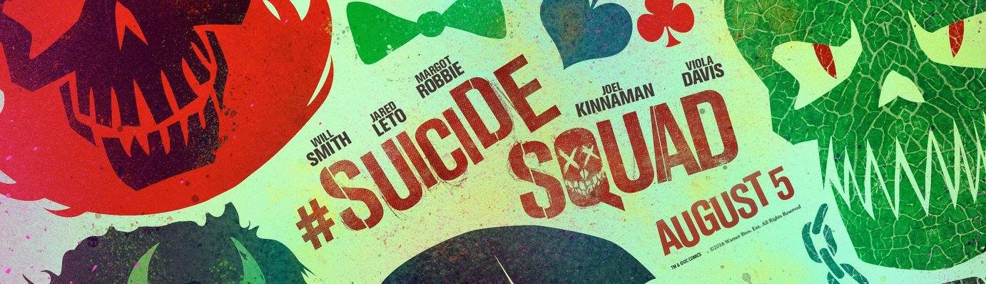 Suicide Squad GGG+ Recension (inkl video)