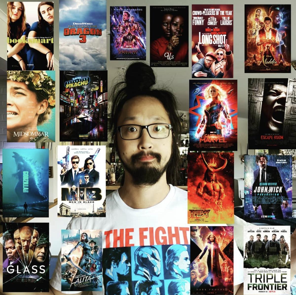 #22 – Första halvlek 2019… Vilken film är bäst respektive sämst hittils?