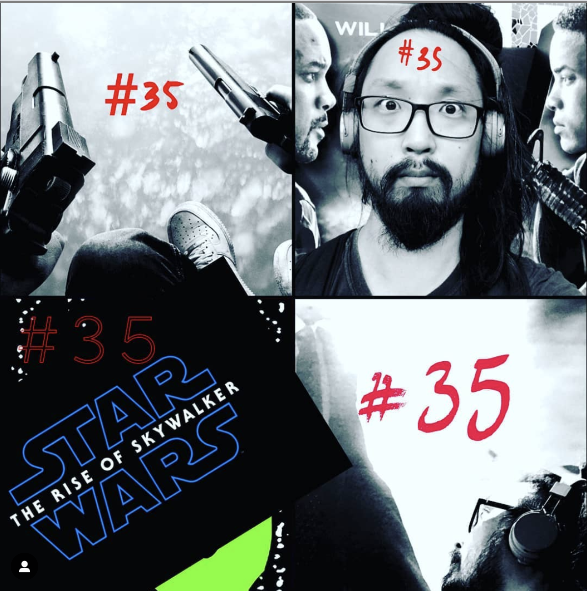 #35 – Recensioner av Angel has Fallen, Gemini Man och Hardcore Henry Trailersnack Star Wars- The Rise of Skywalker (sista trailern…)